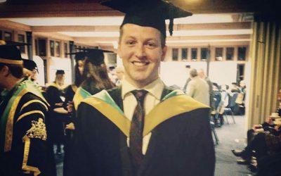Jack graduates and becomes FBDO