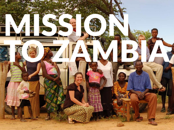 Eye Care – Zambia
